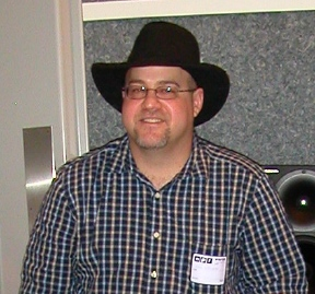 David Louis Edelman at the NPR West studio